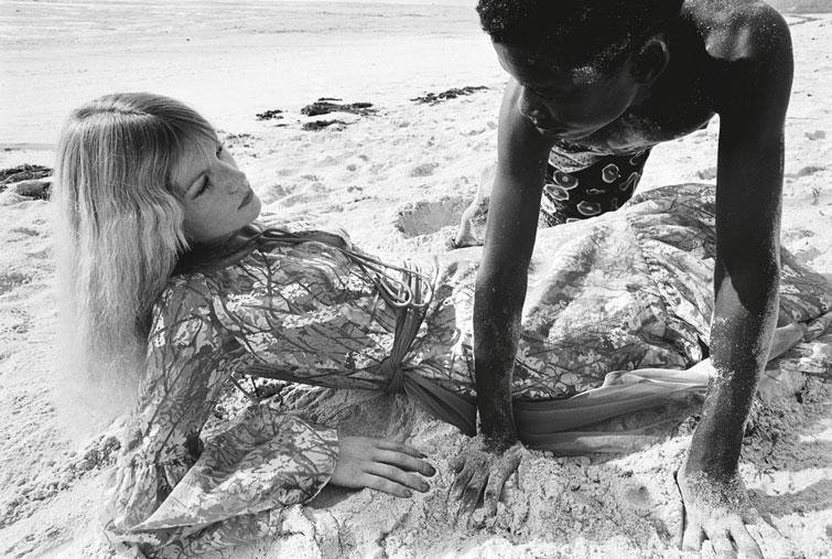 Kenya Beach 1970